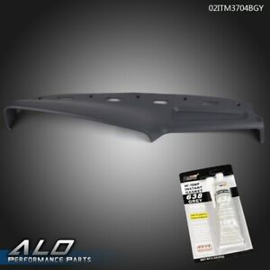 Molded Dash Board Pad Cap Cover Overlay Fit For 94 97 Dodge Ram 1500 2500 3500