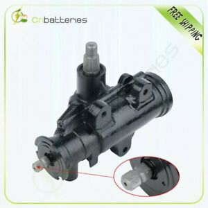 Power Steering Gear Box Assembly For 2005 2007 Ford F 250 F 350 Super Duty 6 4l