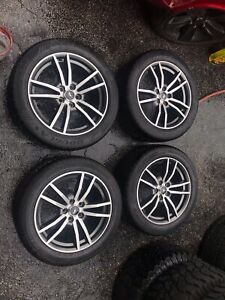 2015 2016 2017 2018 Ford Mustang Oem Rims And Tires