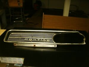 1964 Pontiac Gto Lemans Tempest Grill Drivers Side Left