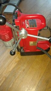 Milwaukee 4202 Electromagnetic Variable Speed Magnetic Drill Press 4253 1 Motor