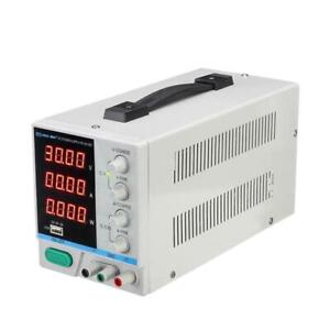 Multifunctional Laboratory Switching Regulator Dc Power Supply 30v 10a Ps 3010df