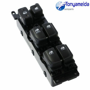 New Driver Side Power Window Switch Fit For Hyundai 2005 2007 Sonata 93570 3k010
