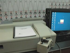 Perkin Elmer Lambda 35 Uv vis Spectrometer W Dell Computer Uv Winlab Software
