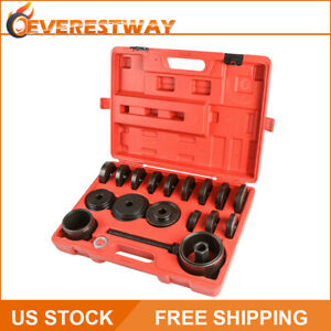 23x Set Fwd Front Wheel Drive Bearing Adapters Puller Install Removal Tool New
