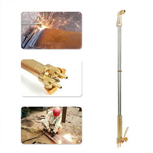36 Length Heavy Duty Injector Cutting Welding Torch For Lp Or Propane Gas