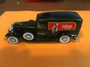 1931 Cadillac  O Scale   Coca Cola  MIB with Display Case - A Beauty!