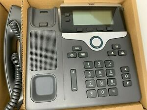 New Cisco Uc Ip Phone Cp 7821 k9