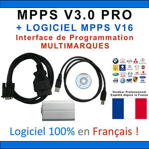 Exclusive Interface Mpps V3 0 Pro Software Mpps V16 Flash Tuning