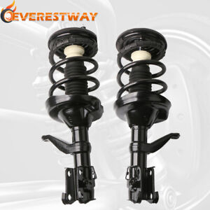 2x Front Complete Struts Shocks Assembly For 2003 11 Honda Element 4wd 172135