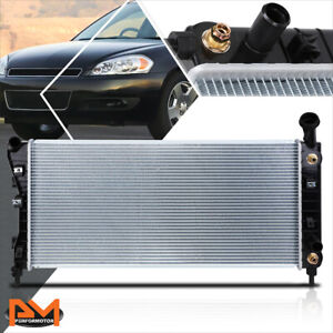 Aluminum Oe Replacement Radiator For 04 09 Chevy Impala Buick Allure At Dpi 2710