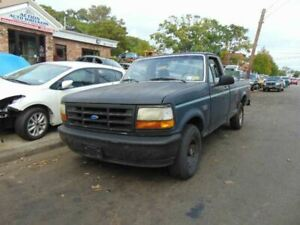 Manual Transmission 5 Speed Zf Manufactured Fits 92 96 Ford F150 Pickup 218472
