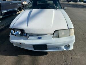 Steering Column Floor Shift With Cruise Control Fits 90 92 Mustang 261657