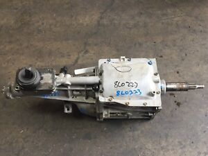 1994 95 96 97 1998 Ford Mustang 3 8 T5 5 Speed Manual Transmission Borg Warner