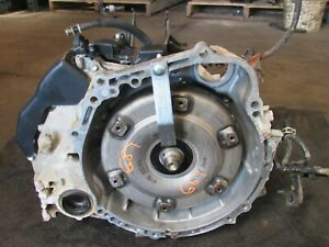 09 10 11 12 Toyota Corolla Transmission Automatic At Fwd 5 Speed Xrs