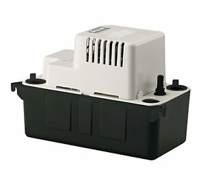 Little Giant 554401 Vcma 15ul Condensate Pump W Safety Switch