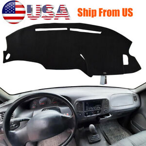 Xukey For Ford F150 F 150 1997 2003 Dash Cover Mat Dashmat Carpet 1998 1999 2000