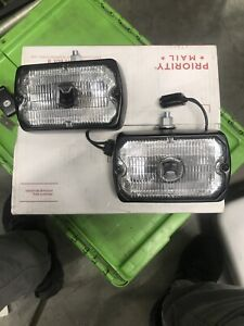 Nos Oem 1983 1986 Ford Mustang Gt Marchal Fog Light Lamp Svo 1984 1985 5 0