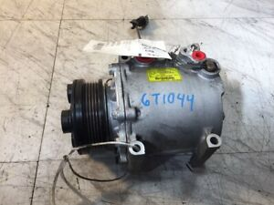 2002 2006 Mitsubishi Lancer 2 0 Ac A C Compressor Air Conditioning Pump Oem