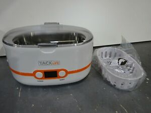 Tacklife Ultrasonic Cleaning Machine Model Muc02