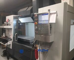 Haas Vf 3yt Vmc 30 Atc Probes Auger 300 Psi Tsc More Options