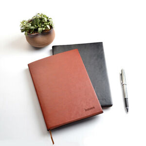 Business Writing Notebook Office Classic Leather Notebook Gifts