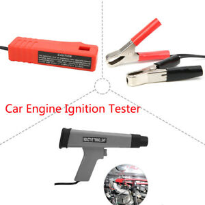 Car Digital Induction Timing Lamp High Quality Engine Ignition Tester Tool