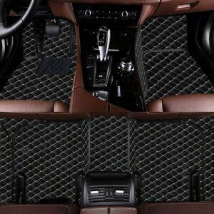 Car Floor Mats Front Rear Liner Waterproof Car Mats For Toyota Camry 2012 2017