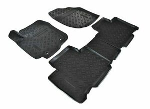 3d All Weather Floor Liners Mats For Toyota Tacoma 2012 Up
