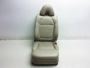 00 01 02 03 Acura Tl Front Passenger Seat Tan Leather Used Oem