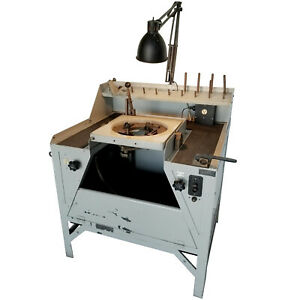 Will Ship Sioux 1680 Wet Valve Grinding Machine For Aircraft Engines W manual