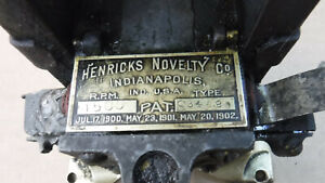 Antique Car Gas Engine Magneto Mt 5036