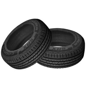 2 X New Cooper Discoverer Srx 235 70 16 106t Traction And Performance Tire