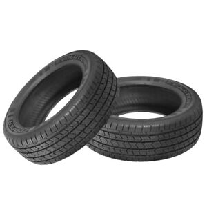 2 X New Cooper Evolution Ht 235 70 16 106t All Season Performance Tire