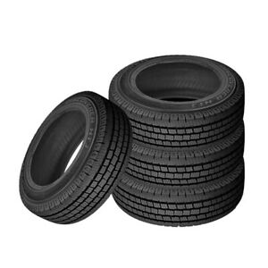 4 X New Cooper Discoverer Ht3 235 75 15 All season Highway Tires