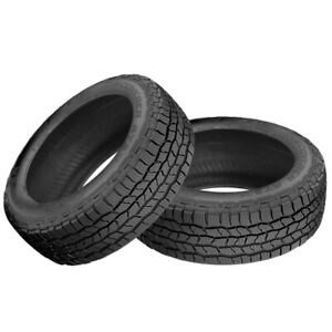2 X New Cooper Discoverer At3 4s 235 70r16 106t Tires