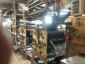 Offset Web Printing Press Units