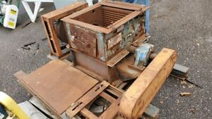 Williams Crusher Hammer Mill Grinder Shredder Serial 157680