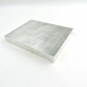 1 5 Thick 1 1 2 Aluminum 6061 Plate 6 X 15 Long Sku 137220