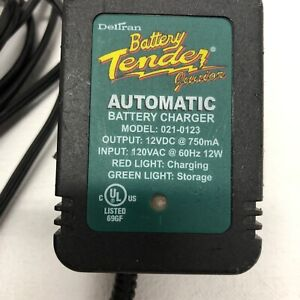 Deltran Battery Atender Junior Jr Automatic Model 021 0123 Motorcycle Auto C
