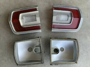 68 1968 Gtx Tail Lights Light Taillights Taillight Roadrunner Satellite Sport