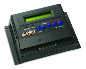 Wirthco 23127 Battery Charger Controller Solar Rv