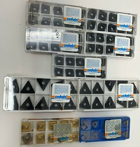 Total Of 90 New Carbide Inserts Lathe Carboloy A Seco Tools Company