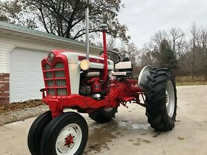 971 Ford Tractor