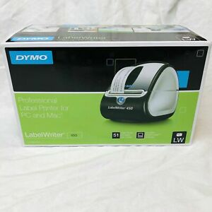 Dymo Labelwriter 450 Thermal Label postage barcode Printer Professional Labels
