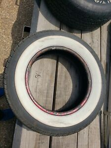 Bfgoodrich Silvertown Radial White Wall 180 70 15 Barely Used Pair 95 Tread