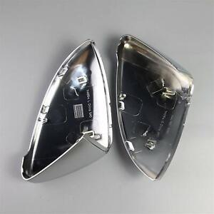 Car Rear View Mirror Covers Rearview Mirrors Caps For Vw Passat 1 Pair