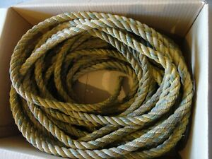 106 Ft Greenlee 680 3 4 Pulling Rope