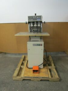 Challenge Eh 3c 3 Spindle Paper Drill 1 2hp 208 230v 1ph 18a