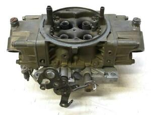 Holley Carburetor 850 Cfm Hp Dp High Performance Double Pumper With No Choke